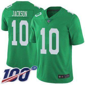 Eagles DeSean Jackson 100th Season Jersey 4